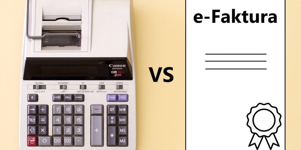 Co to jest e-faktura i co powinna zawierać?